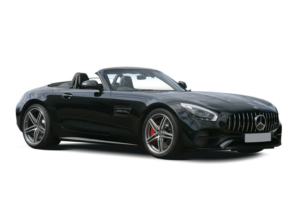 Best New Mercedes-AMG GT Roadster deals & finance offers