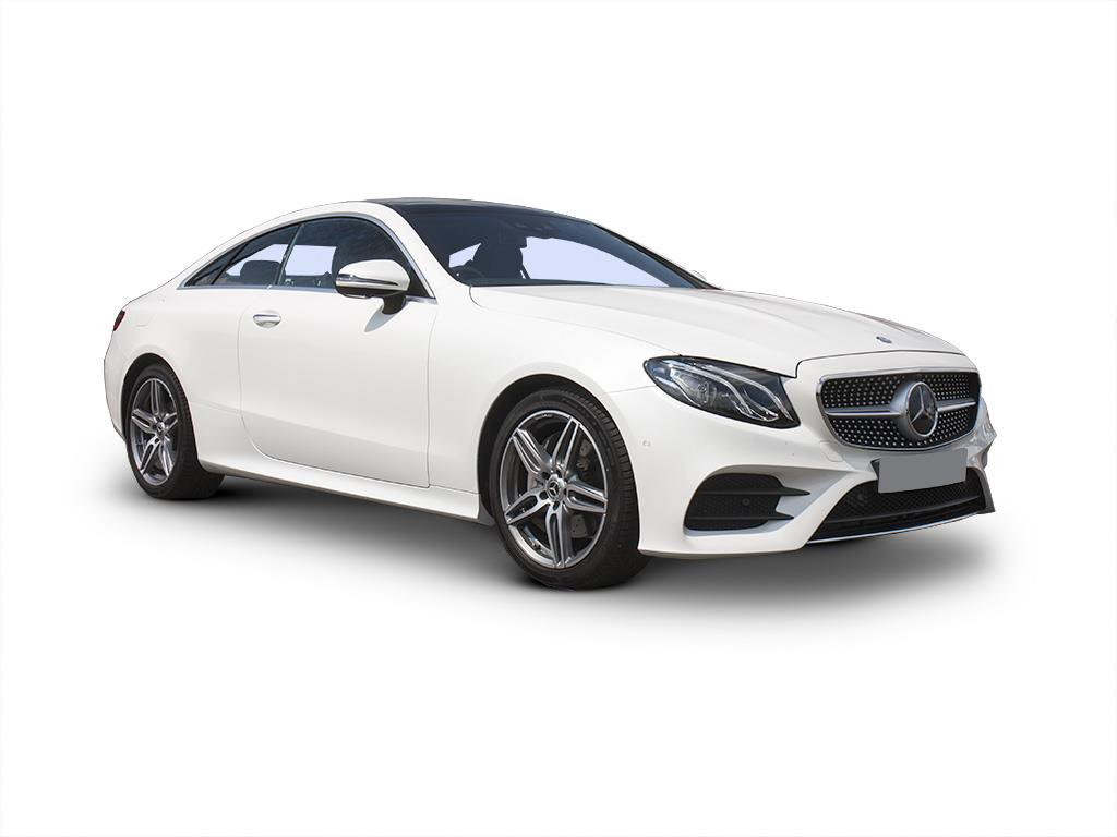 Best New Mercedes-Benz E-Class Coupé deals & finance offers