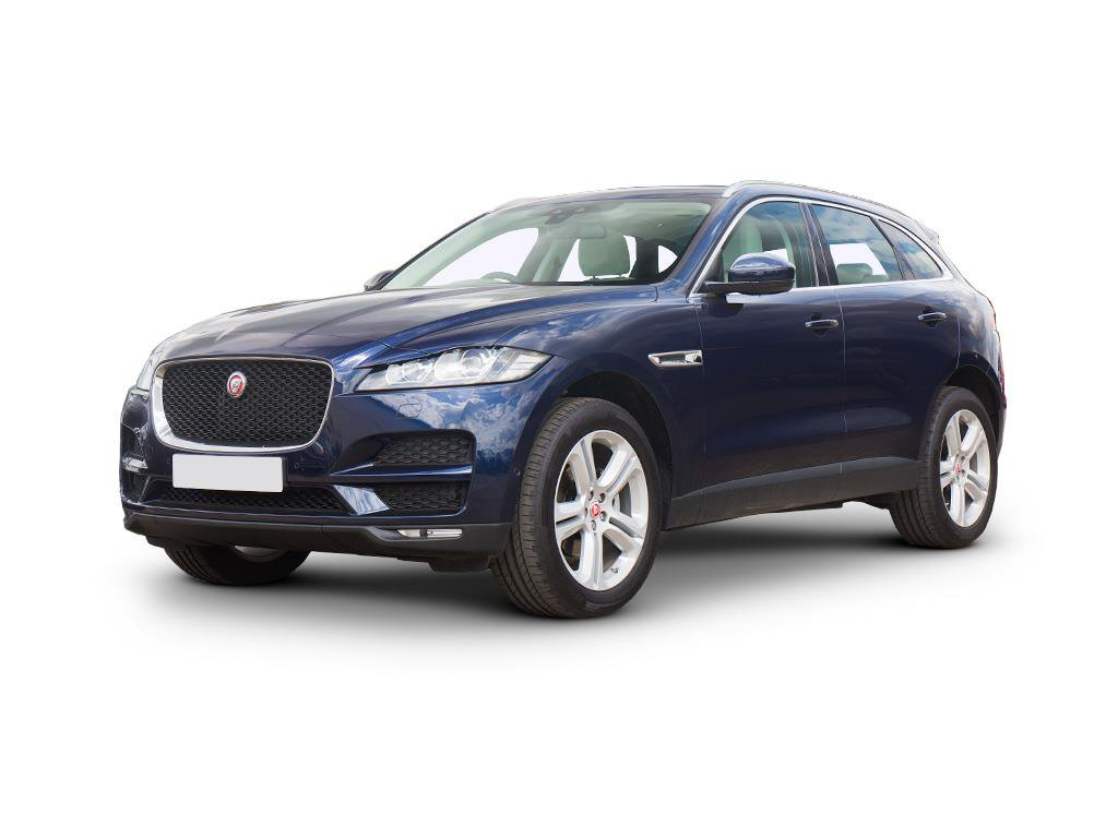 Best New Jaguar F-Pace Estate deals & finance offers