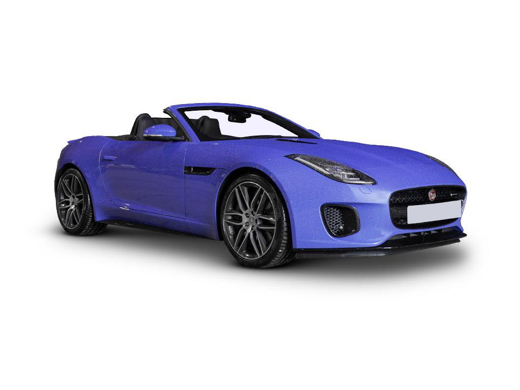 Best New Jaguar F-Type Convertible deals & finance offers