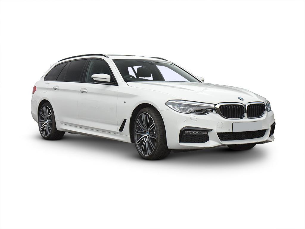 Best New BMW 5 Series Estate deals & finance offers