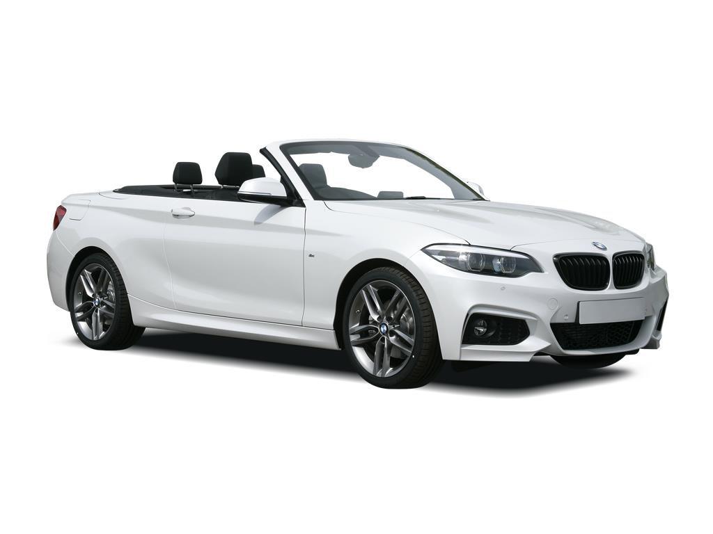 Best New BMW 2 Series Convertible deals & finance offers