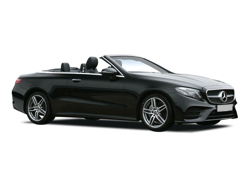 Best New Mercedes-Benz E-Class Cabriolet deals & finance offers
