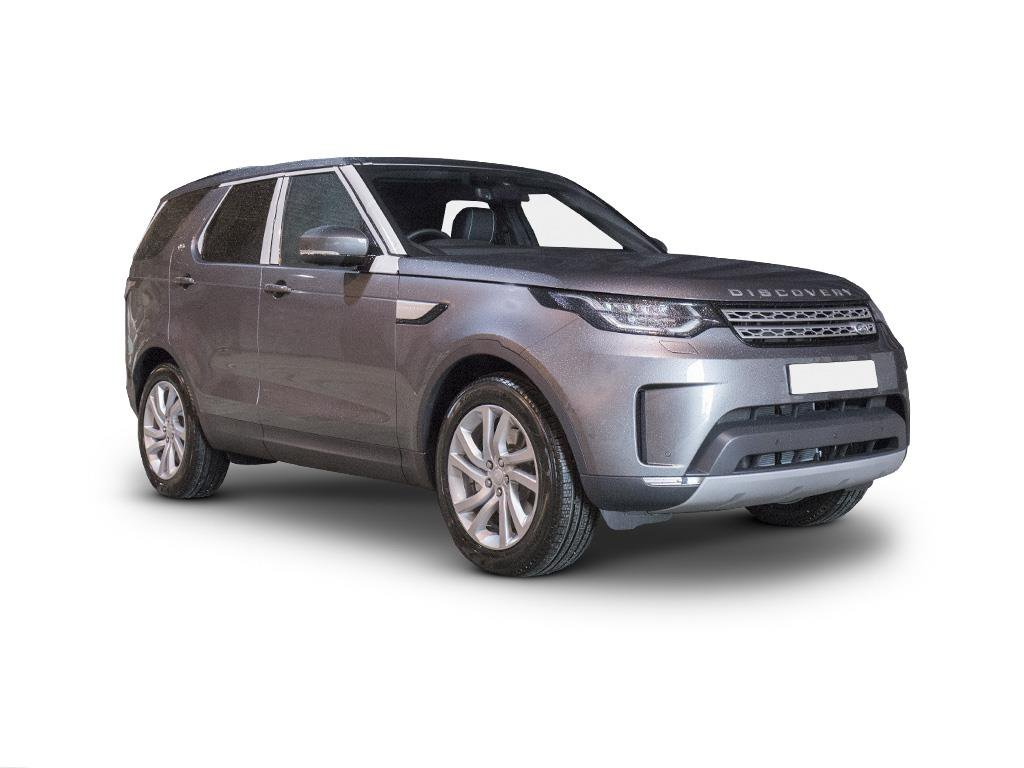 Best New Land Rover Discovery deals & finance offers