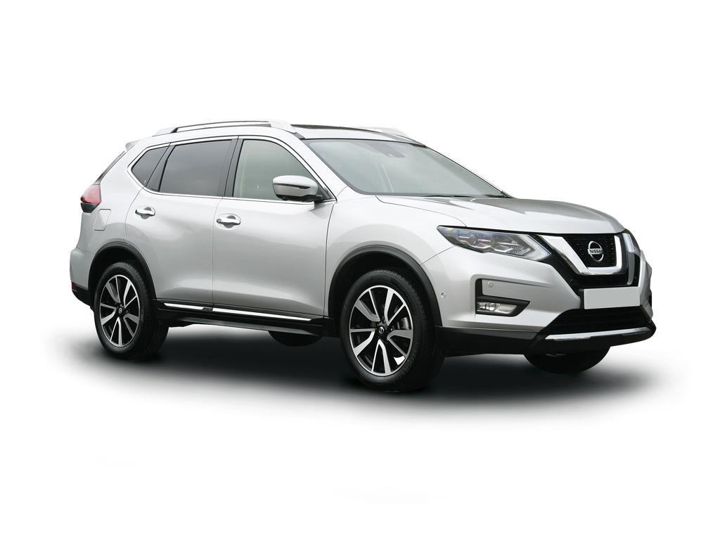 Best New Nissan X-Trail deals & finance offers