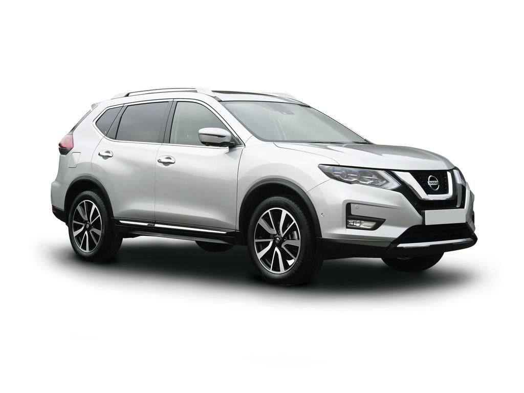 Best New Nissan X-Trail 4x4 deals & finance offers