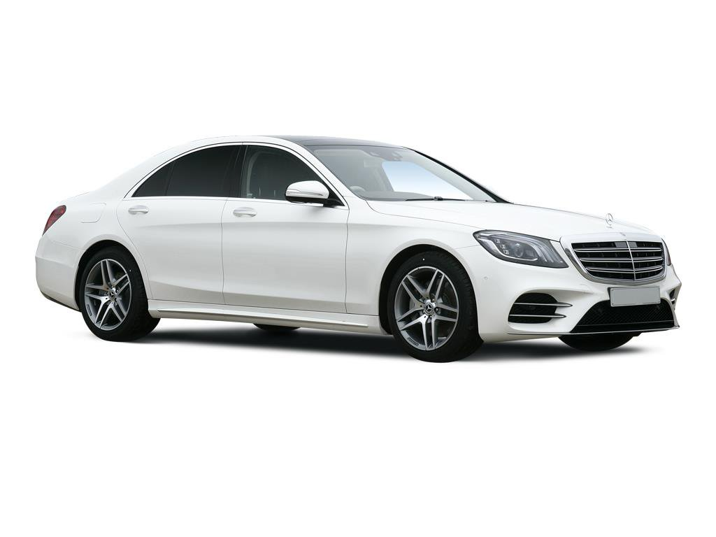 Best New Mercedes-Benz S-Class deals & finance offers
