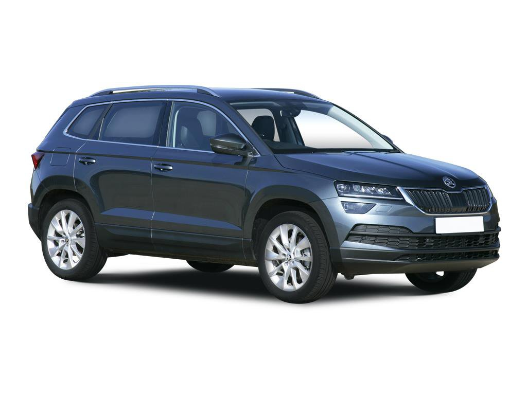 Best New Skoda Karoq Estate deals & finance offers