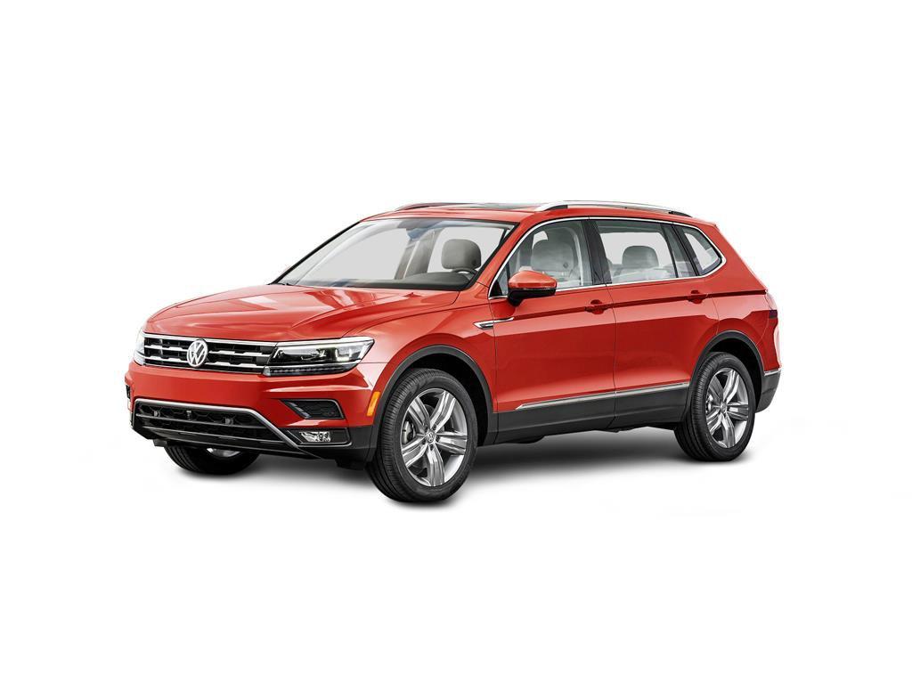 Best New Volkswagen Tiguan Allspace Estate deals & finance offers