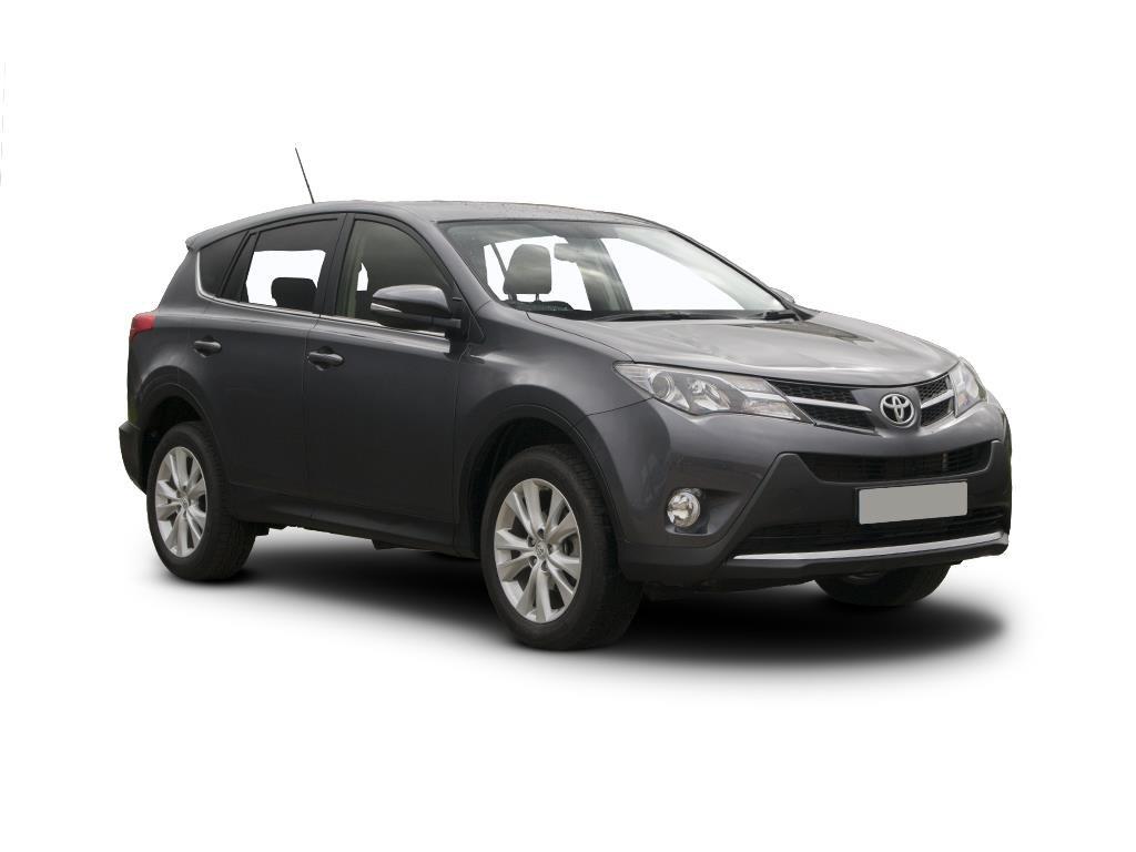 Best New Toyota RAV4 4x4 deals & finance offers