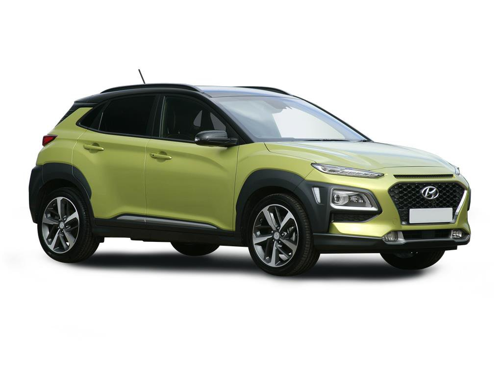 Best New Hyundai Kona Hatchback deals & finance offers