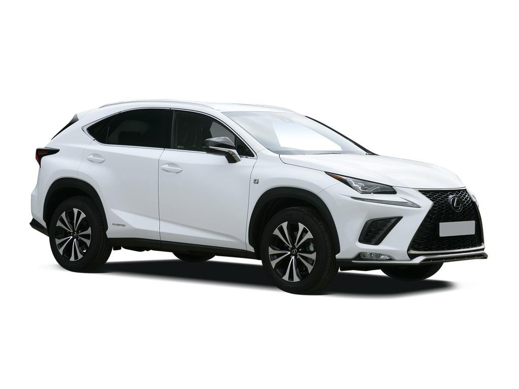 Best New Lexus NX Estate deals & finance offers