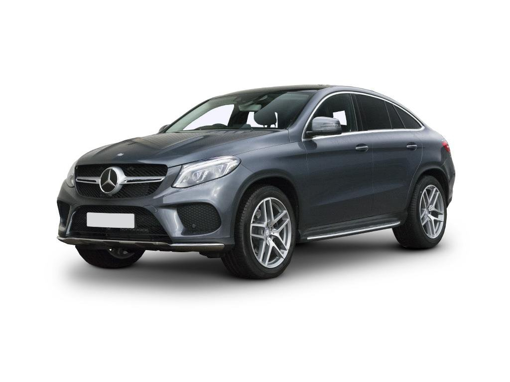 Best New Mercedes-Benz GLE Coupe 4x4 deals & finance offers