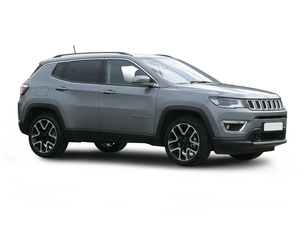 Best New Jeep Compass deals & finance offers