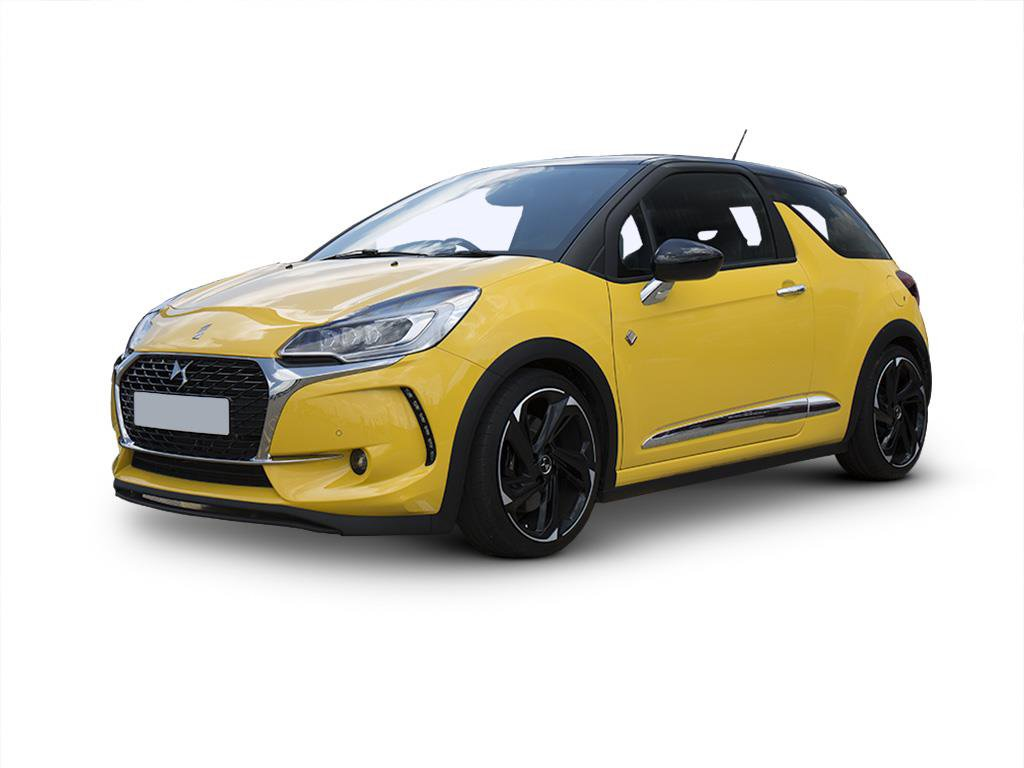 Best New DS DS 3 Hatchback deals & finance offers