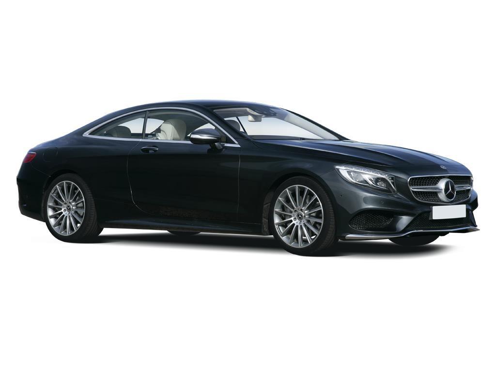 Best New Mercedes-Benz S-Class Coupé deals & finance offers