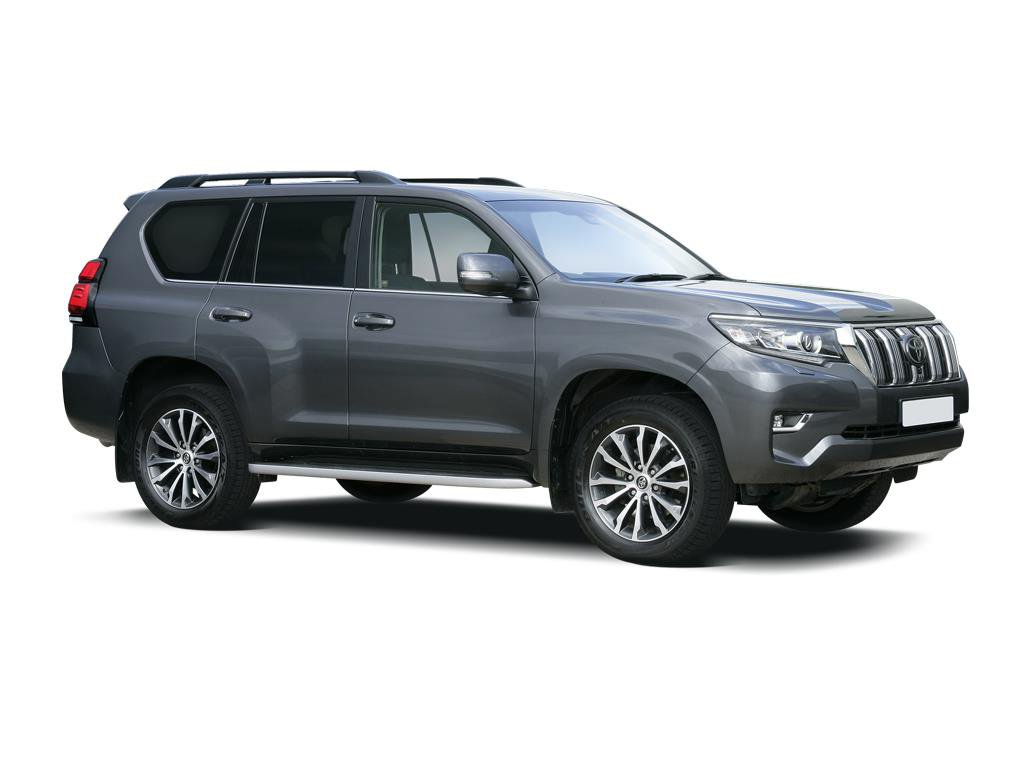 Best New Toyota Land Cruiser deals & finance offers