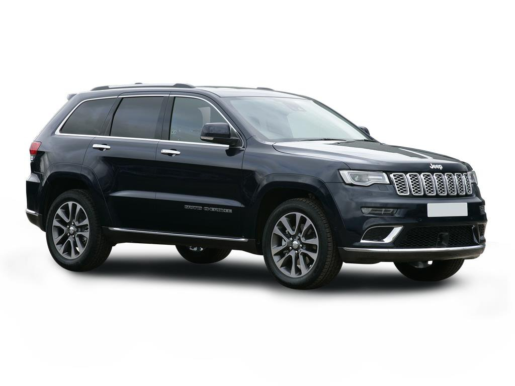 Best New Jeep Grand Cherokee 4x4 deals & finance offers