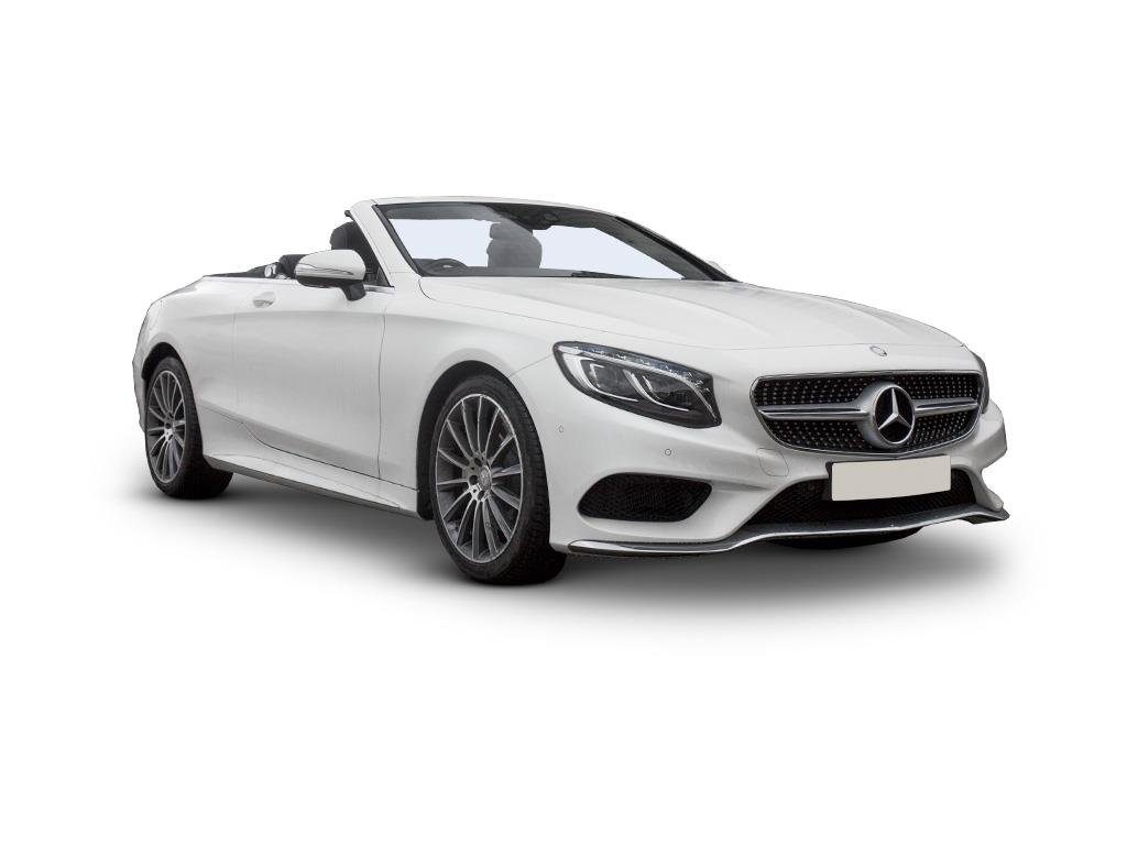 Best New Mercedes-Benz S-Class Cabriolet deals & finance offers