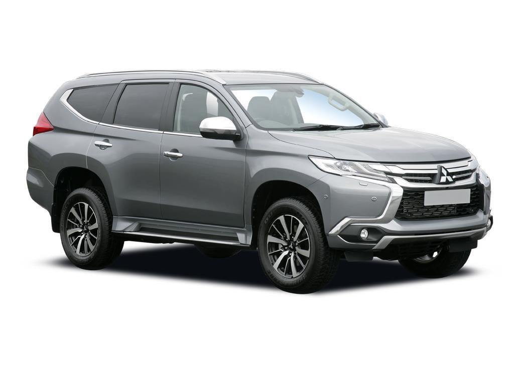 Best New Mitsubishi Shogun Sport deals & finance offers