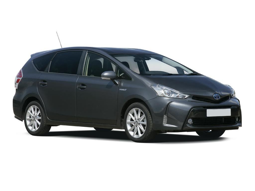 Best New Toyota Prius+ deals & finance offers