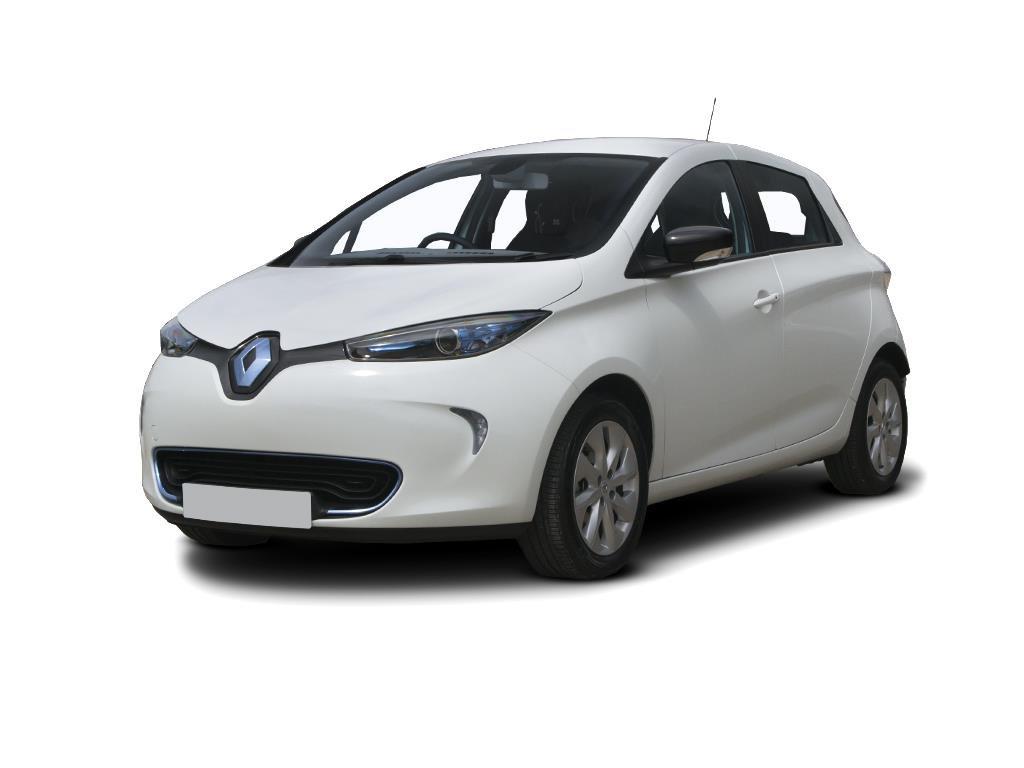 Best New Renault Zoe Hatchback deals & finance offers