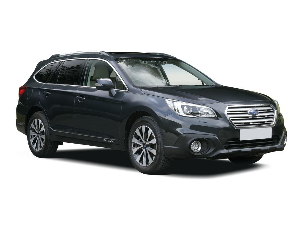 Best New Subaru Outback Estate deals & finance offers