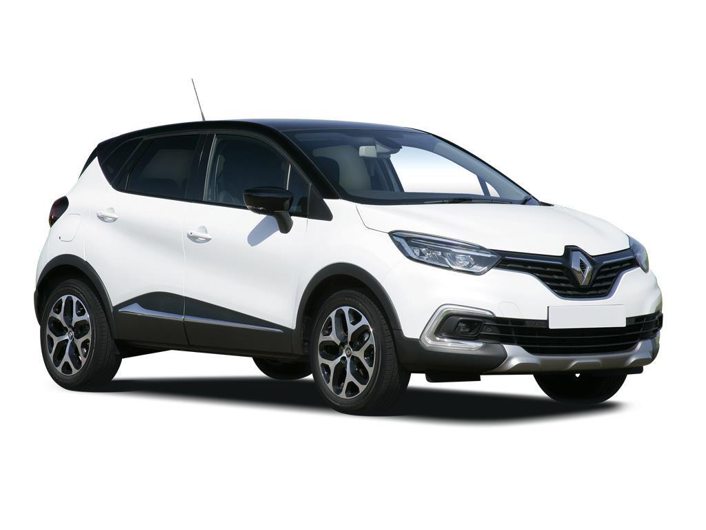 Best New Renault Captur Hatchback deals & finance offers