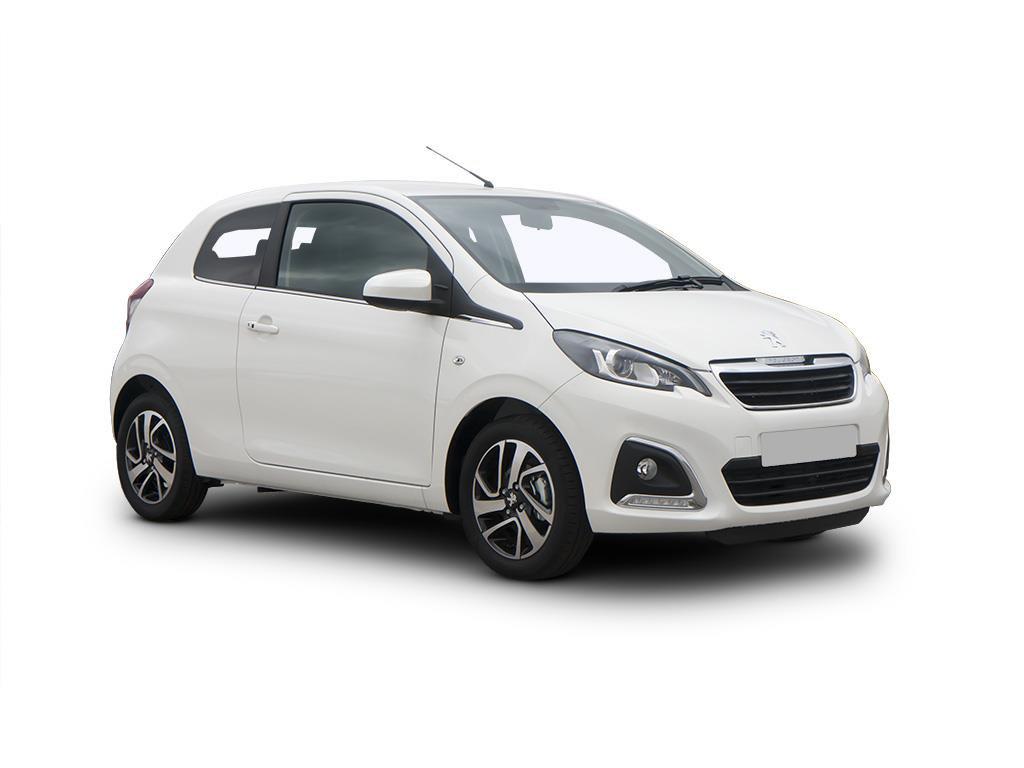 Best New Peugeot 108 Hatchback deals & finance offers