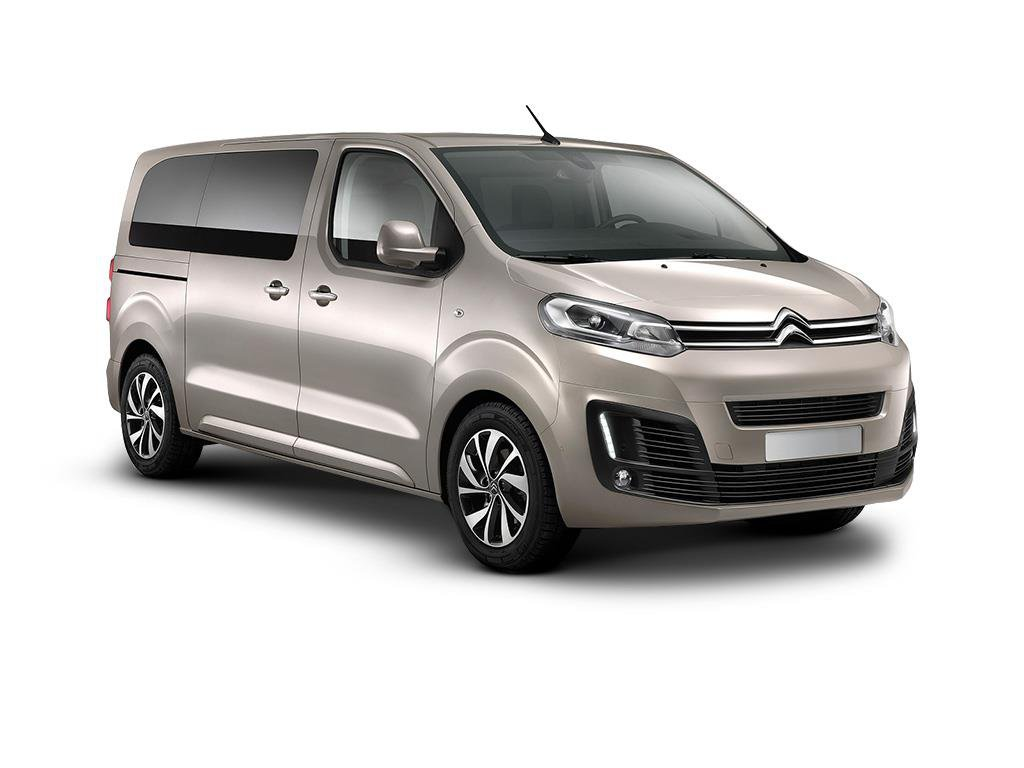 Best New Citroën Space Tourer MPV deals & finance offers