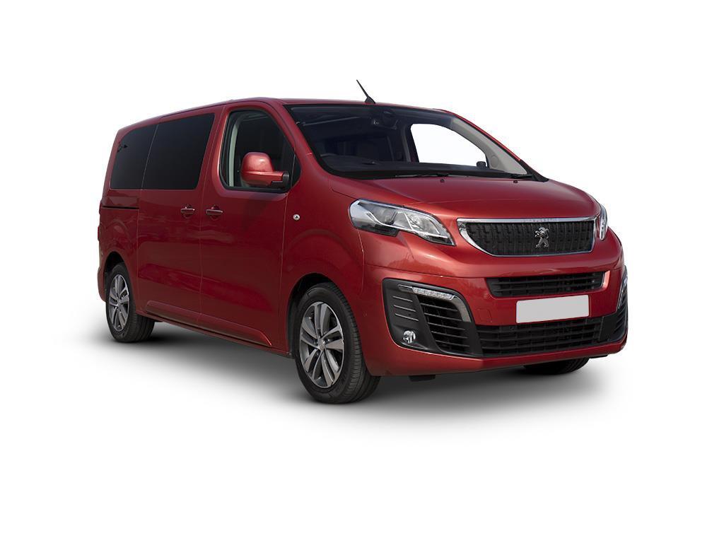 Best New Peugeot Traveller MPV deals & finance offers