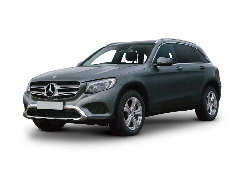 Best New Mercedes-Benz GLC Estate deals & finance offers