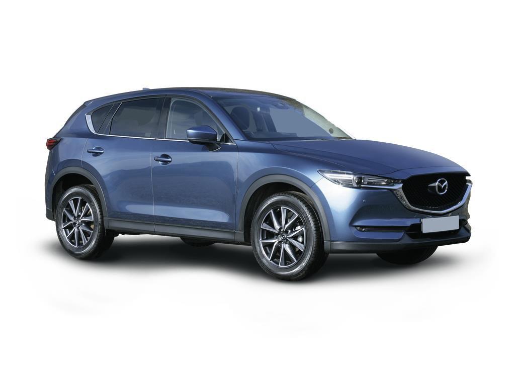 Best New Mazda CX-5 Estate deals & finance offers