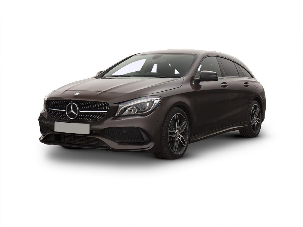 Best New Mercedes-Benz CLA-Class Estate deals & finance offers