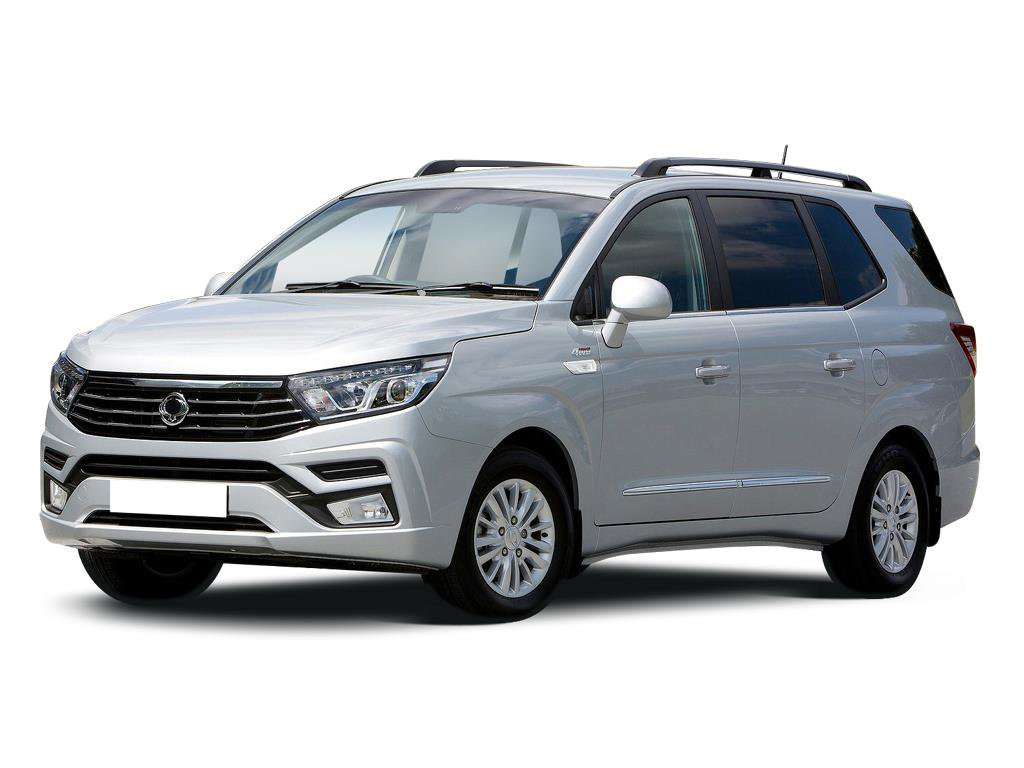 Best New Ssangyong Turismo deals & finance offers