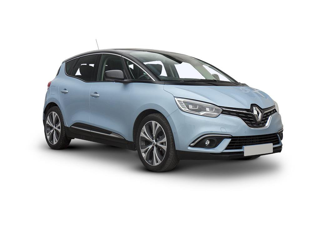 Best New Renault Scenic MPV deals & finance offers