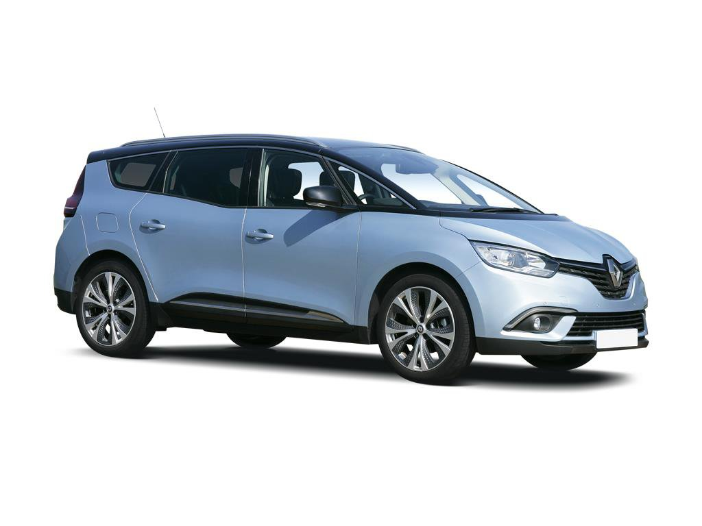Best New Renault Grand Scenic MPV deals & finance offers