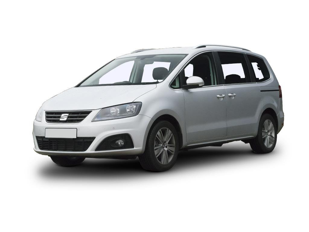 Best New Seat Alhambra MPV deals & finance offers