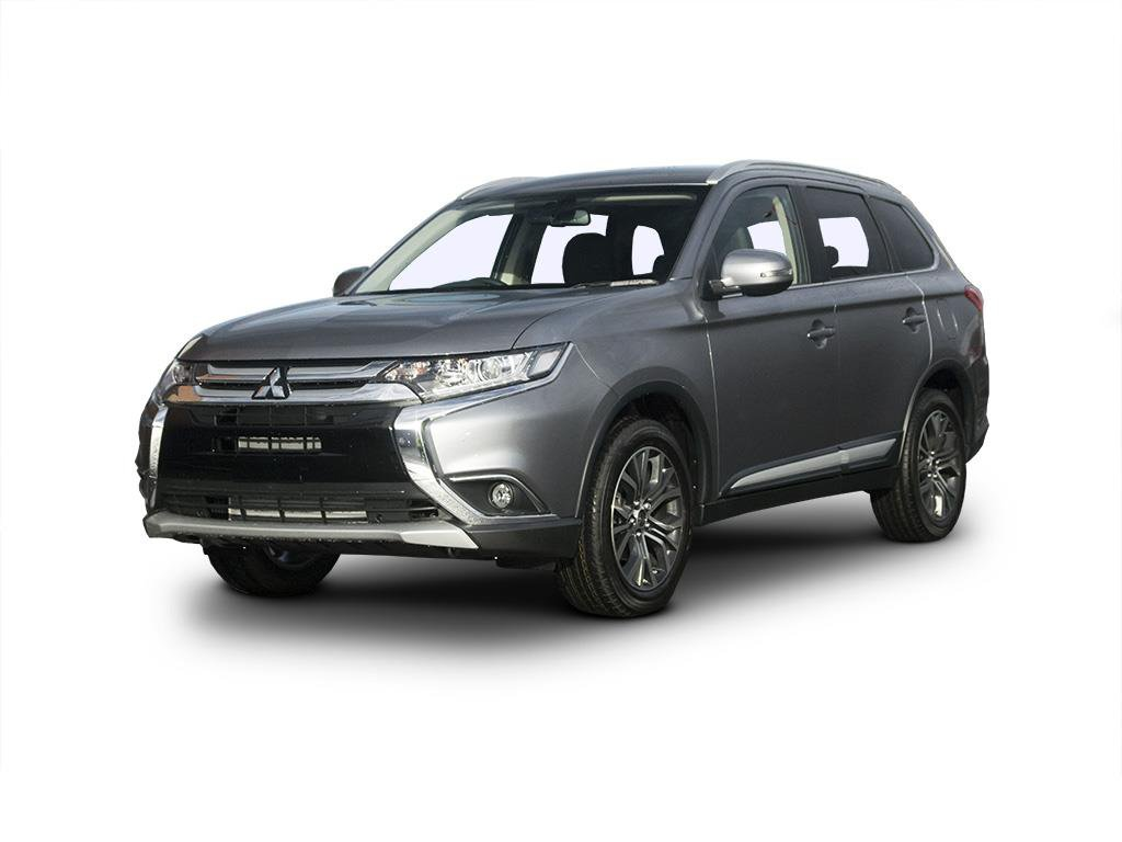 Best New Mitsubishi Outlander 4x4 deals & finance offers