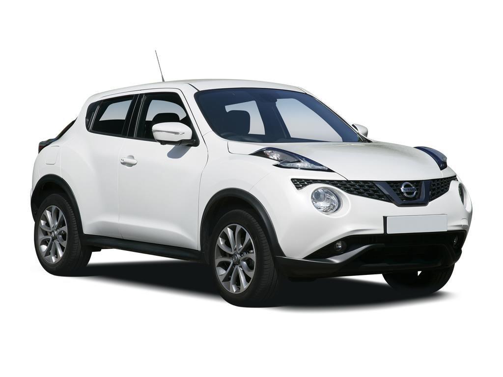 Best New Nissan Juke Hatchback deals & finance offers