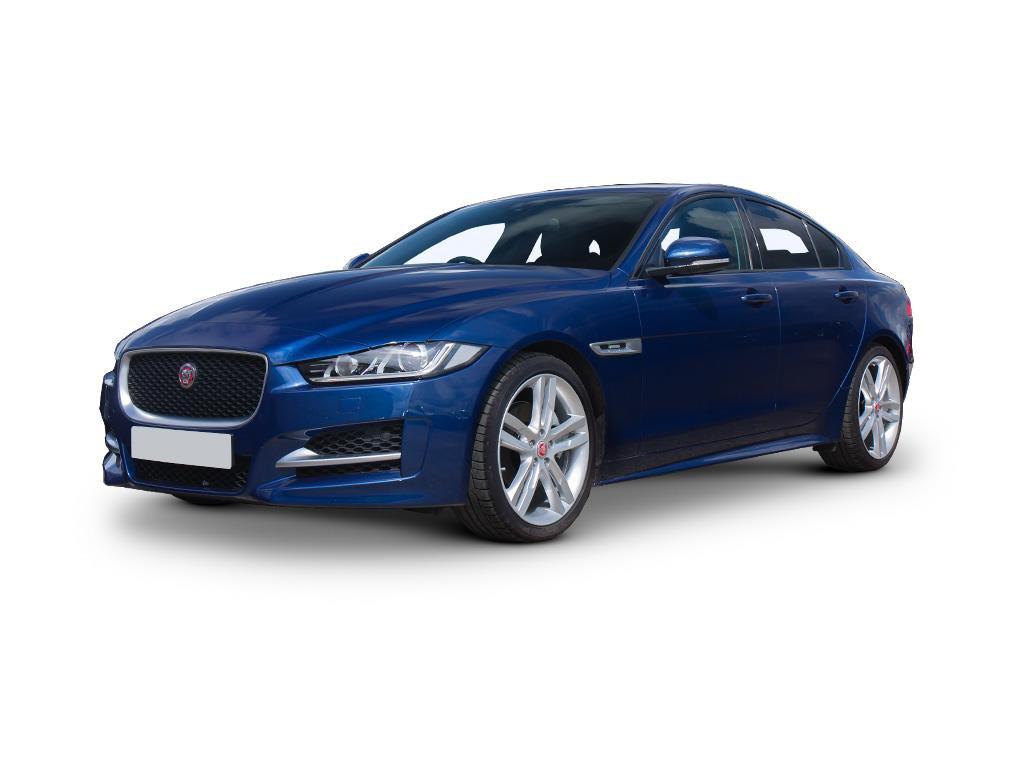 Best New Jaguar XE Saloon deals & finance offers