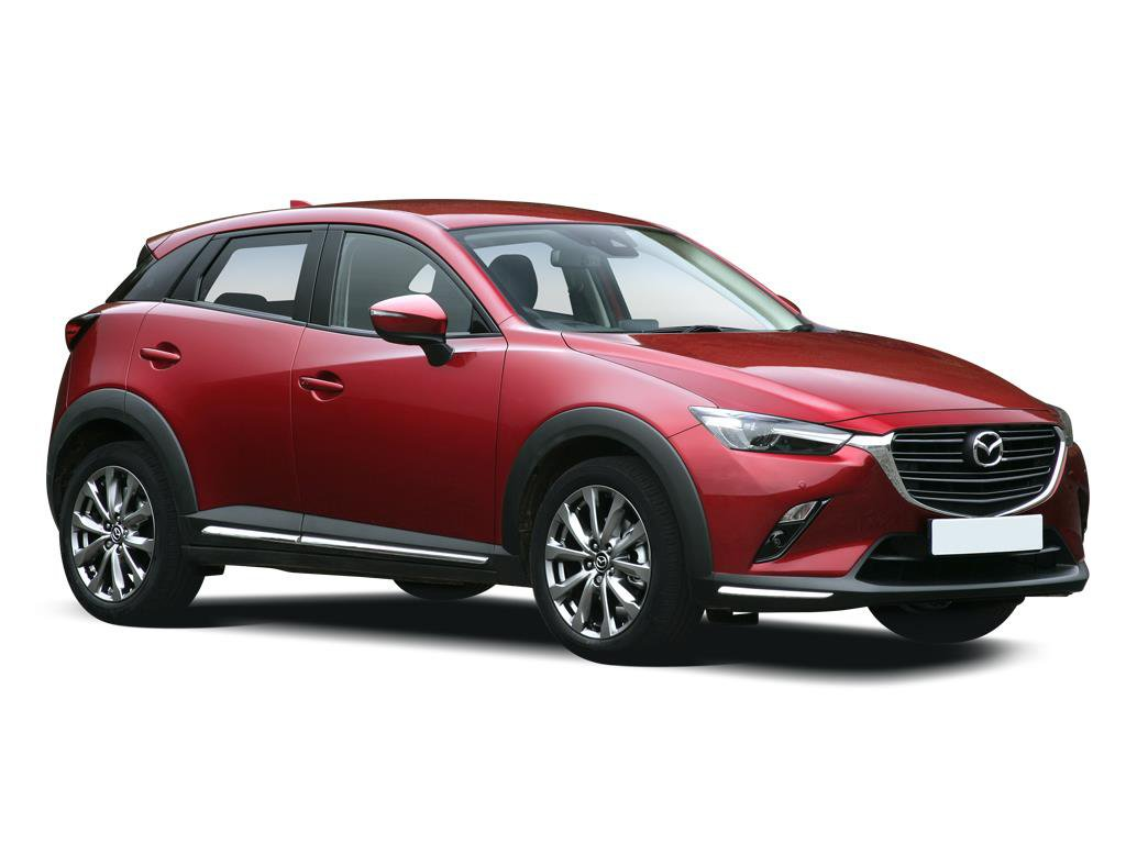 Best New Mazda CX-3 deals & finance offers