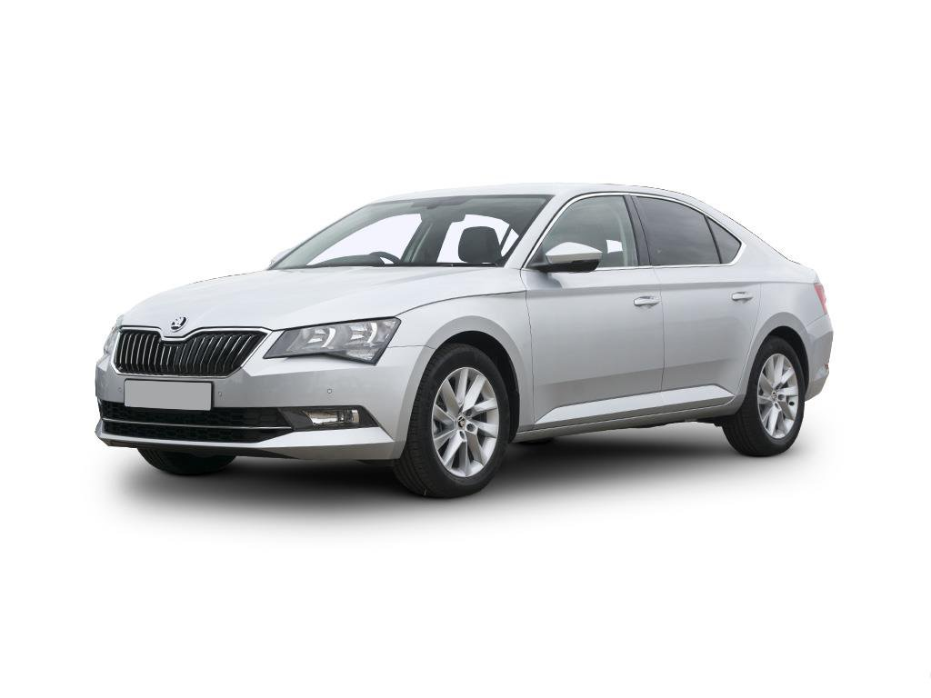 Best New Skoda Superb deals & finance offers