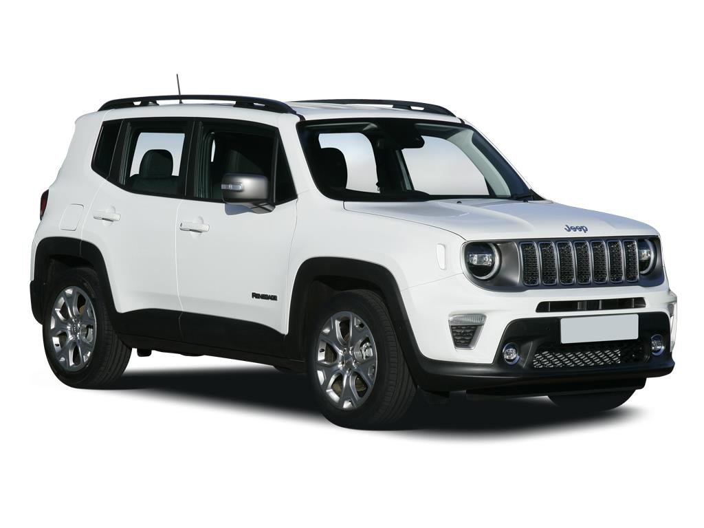 Best New Jeep Renegade deals & finance offers