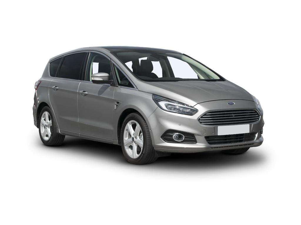 Best New Ford S-Max MPV deals & finance offers
