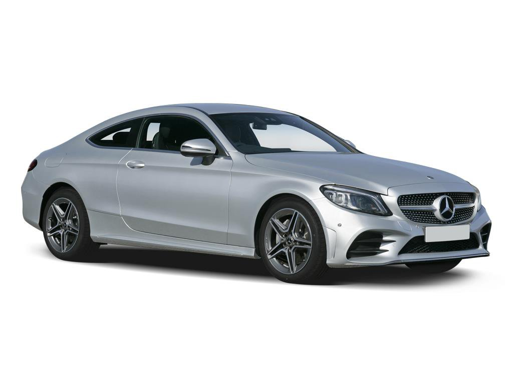 Best New Mercedes-Benz C-Class Coupe deals & finance offers