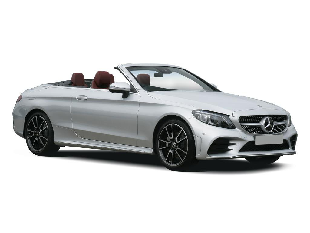 Best New Mercedes-Benz C-Class Cabriolet deals & finance offers