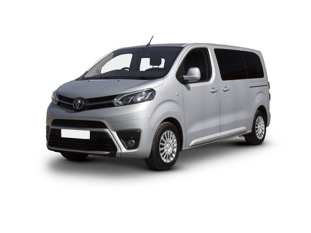 Best New Toyota Proace Verso deals & finance offers