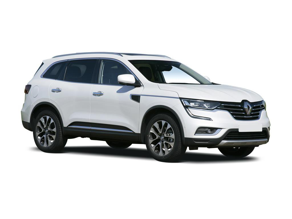 Best New Renault Koleos Estate deals & finance offers