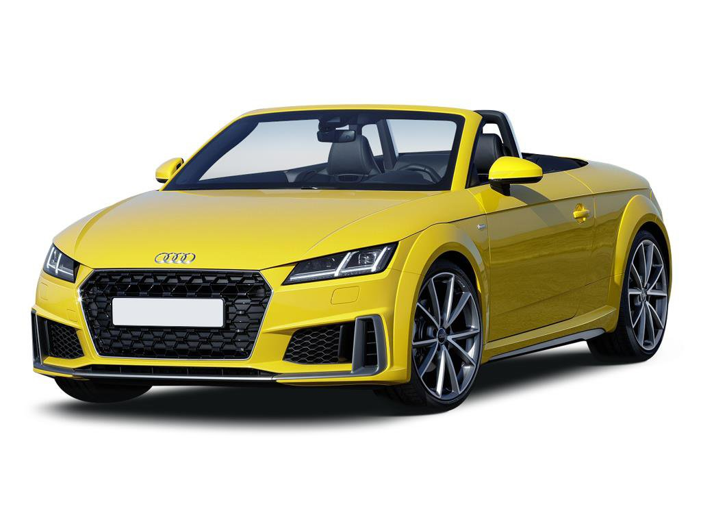 Best New Audi TT Roadster deals & finance offers
